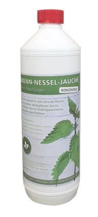 1 ltr. Brennnesseljauche Brennnesselsud Biodünger -