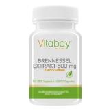 Brennessel - 500 mg - 60 Vegi Kapseln -