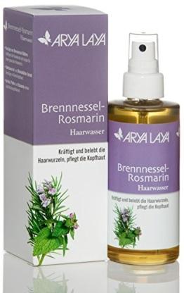 Brennnessel-Rosmarin Haarwasser (100 ml) -