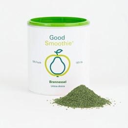 Good Smoothie 100 % Bio-Brennessel Pulver 250 g -