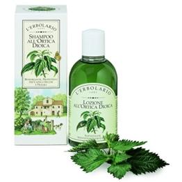 L'Erbolario Brennnessel Shampoo, 1er Pack (1 x 200 ml) -