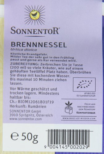 Brennesseltee, 50g -