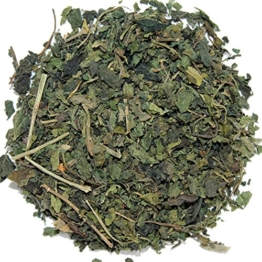 Brennnessel-Tee -Bio, Brennnesselblätter, Kräutertee lose (1 x 100g) -