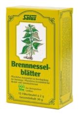 Salus BIO Brennnesseltee, Filterbeutel, 15er -